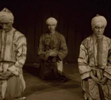 Die heiligen Tänze und Movements