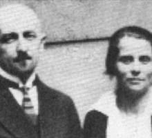 Томас и Ольга де Гартман